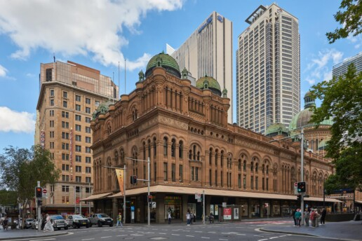 Queen Victoria Building, QVB, Andrew Photography