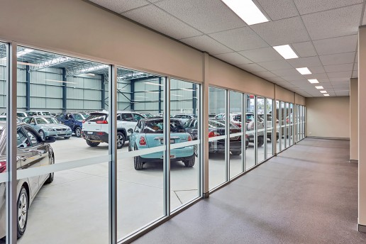 Interior Photography F3 Motor Auctions Newcastle