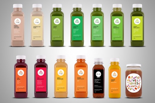 Lucky You Juice Cleanse